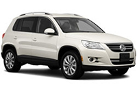 SUV Hire Option